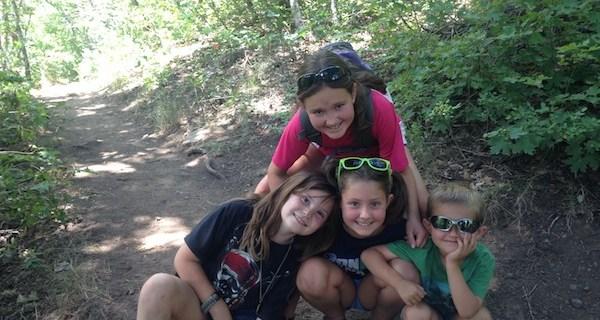 Hike to Stuart Falls