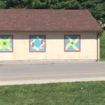 Buffalo Gals Homemakers Barn Quilt Trail