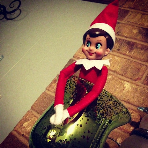 The Elf On A Shelf Or The Opt-In In Your Ebook (or 3 Ways Not To Be Creepy)