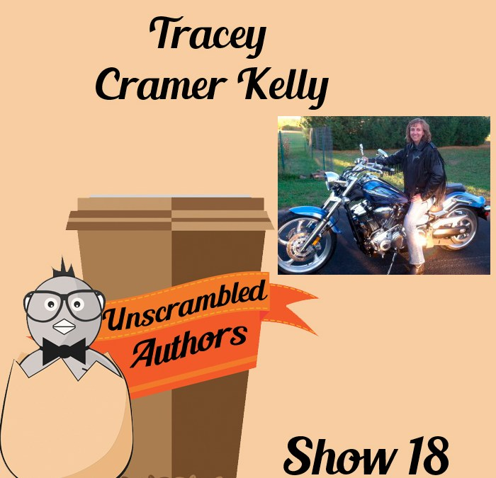 Unscrambled Authors Episode 18: Tracey Cramer Kelly