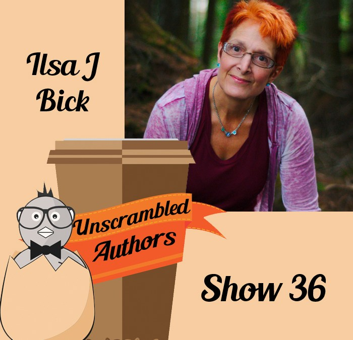 Unscrambled Authors Episode 36: Ilsa Bick on Kindle Worlds