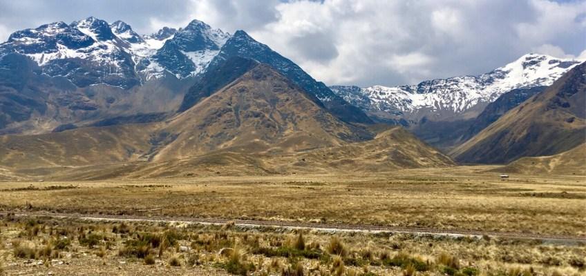 Pushing on into Peru: La Paz to Cusco