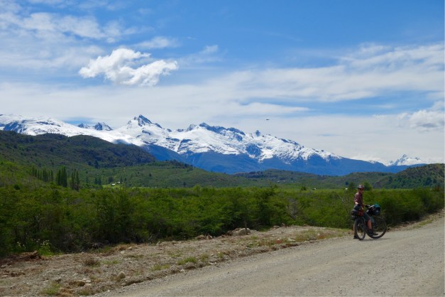Views like this are a common sight on the Carretera Austral
