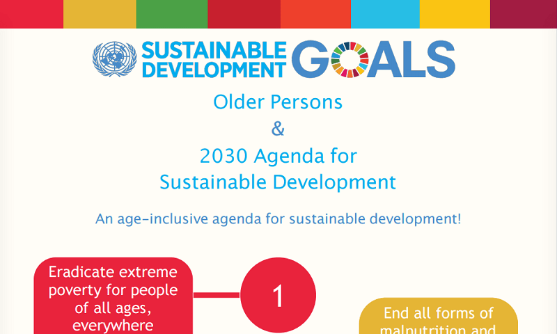 Older Persons & 2030 Agenda for Sustainable Development