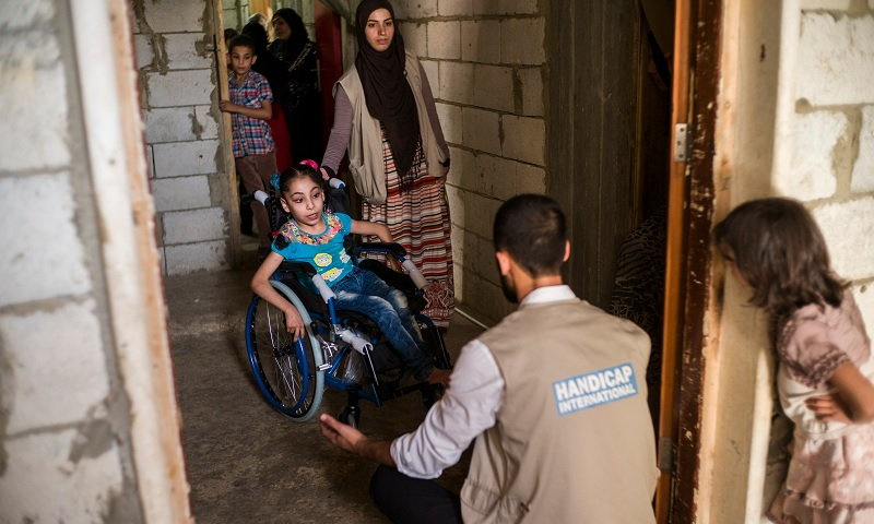 Including Women and Girls with Disabilities in Humanitarian Action