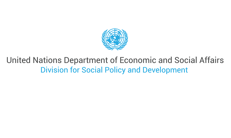 UNDESA-DSPD Newsletter, March 2018