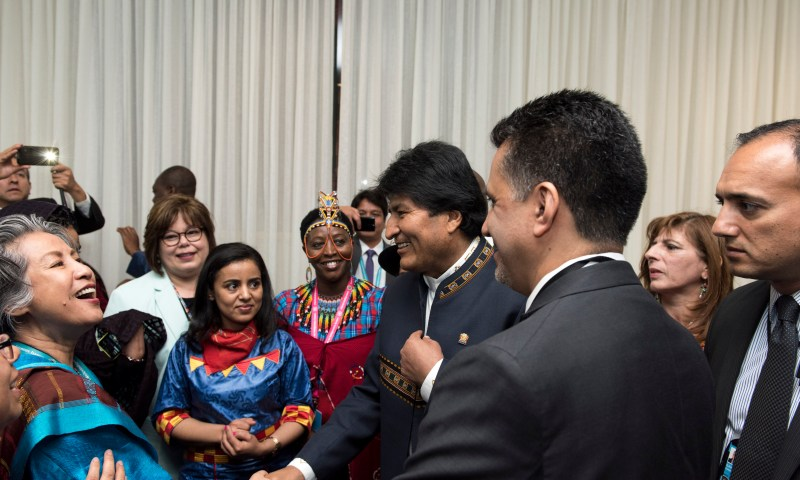 10th Anniversary of the UN Declaration on the Rights of Indigenous Peoples