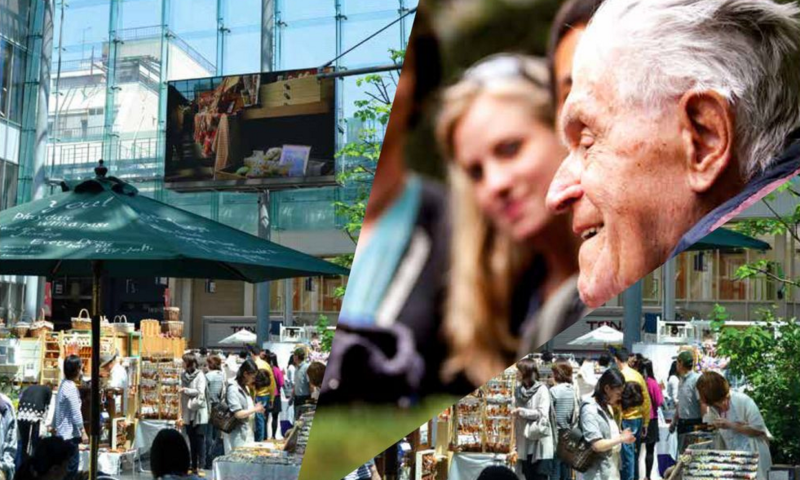 Emerging Cities and Aging Populations