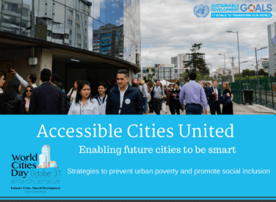 Accessible Cities United