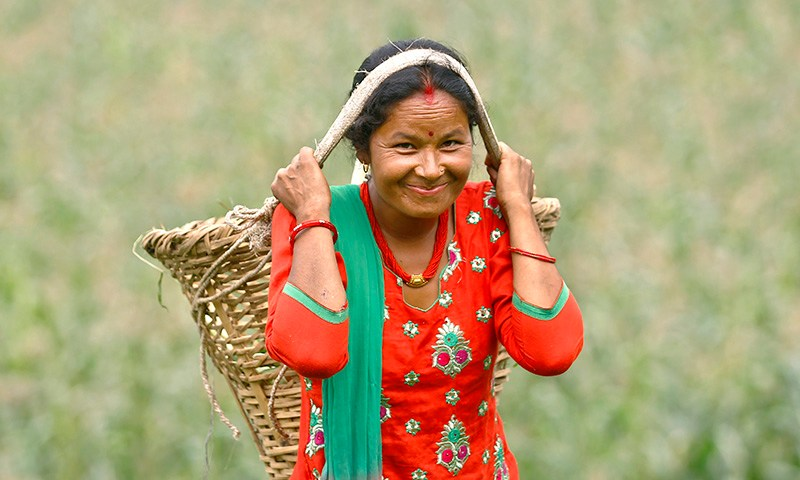 Empowering rural women and girls