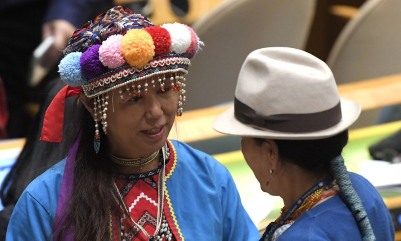 Protecting the Land and Recourse Rights of Indigenous Peoples