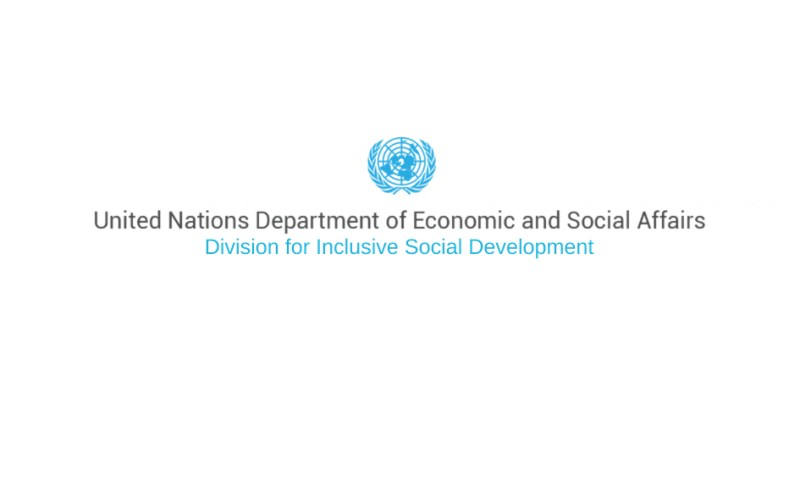 UNDESA-DISD Newsletter, June 2018