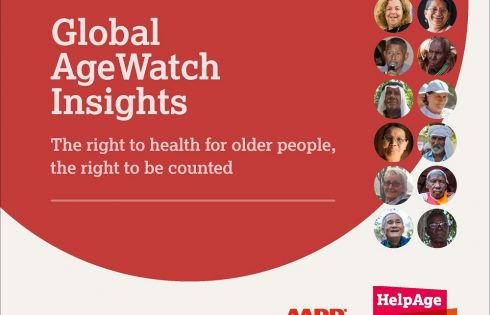 Older persons have the right to health and need to be counted