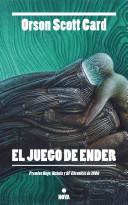Portada del libro El juego de Ender, de Orson Scott