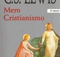 "Portada de ""Mero Cristianismo"", de C.S.Lewis"