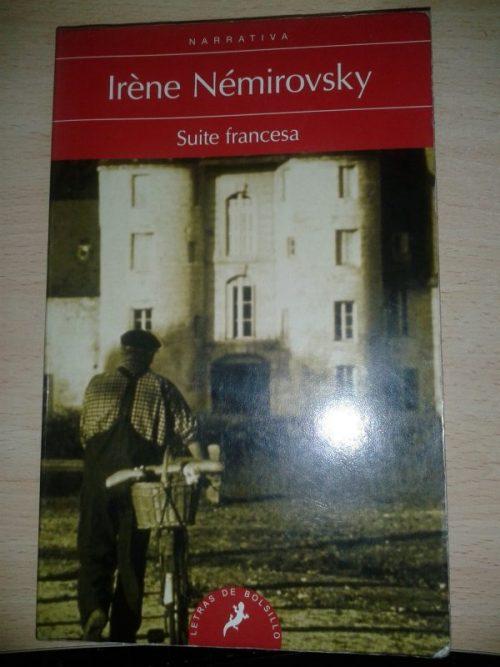 Portada de Suite Francesa, de Irene Nemirovski