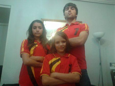 Polos selección española