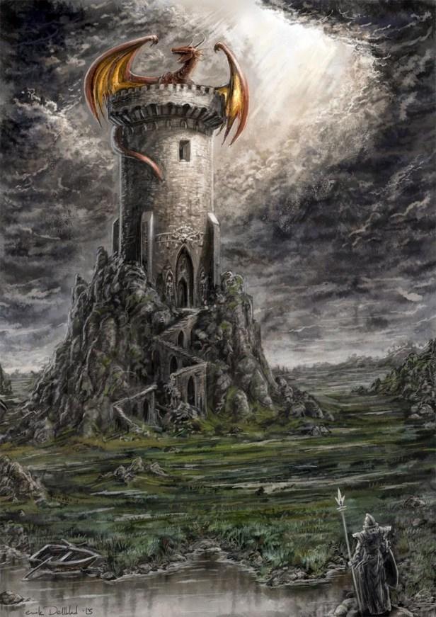 Los HIjos de Húrin, Glaurung