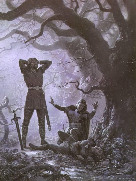 Los Hijos de Húrin, un libro de Tolkien