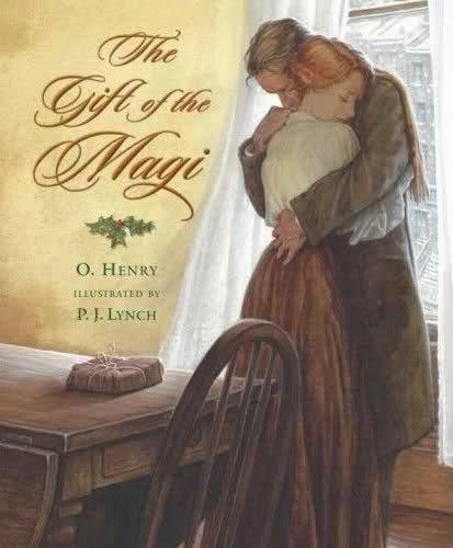 El regalo de los Reyes Magos (O.Henry)