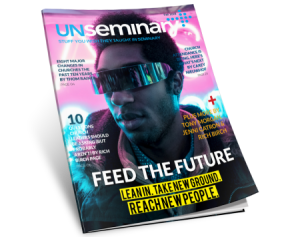 FEED THE FUTURE unSeminary Magazine