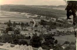 Blick auf den Mühlenberg ca 1946