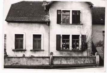 Bild 1 Das ursprüngliche Geschäftshaus Conrad