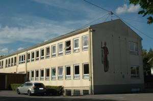 Die ehemalige Grundschule in Aschbach Foto: Leo Willms