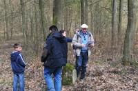 Standort: Matzenbächer Wald (Schillingswald) keine Beschriftung vorhanden.