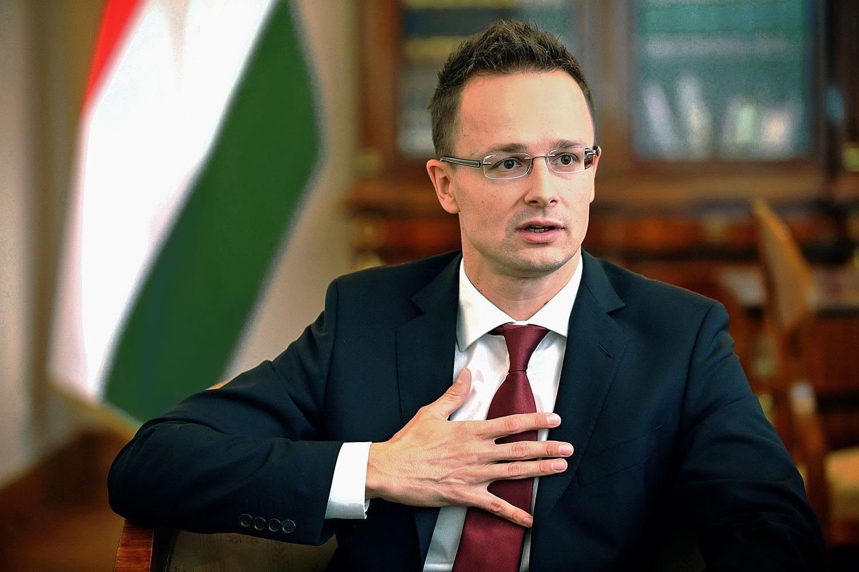 Orbáns Außenminister: Kurz war nie ein Heuchler