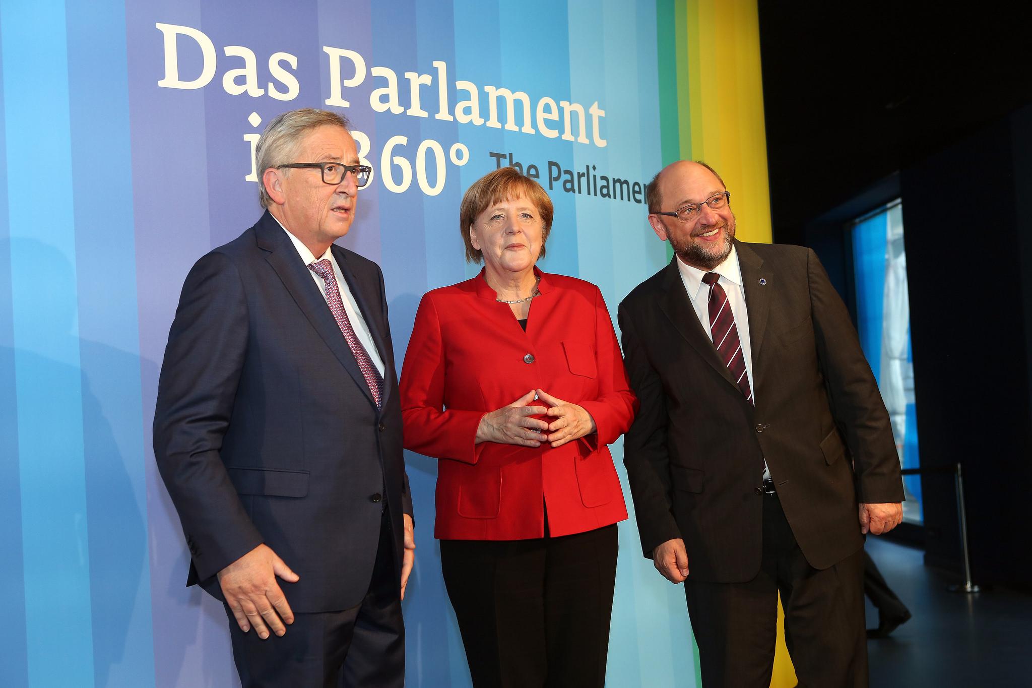 """Jörg Meuthen: Merkel und Schulz sind """"Deutschland-Abschaffer"""""""