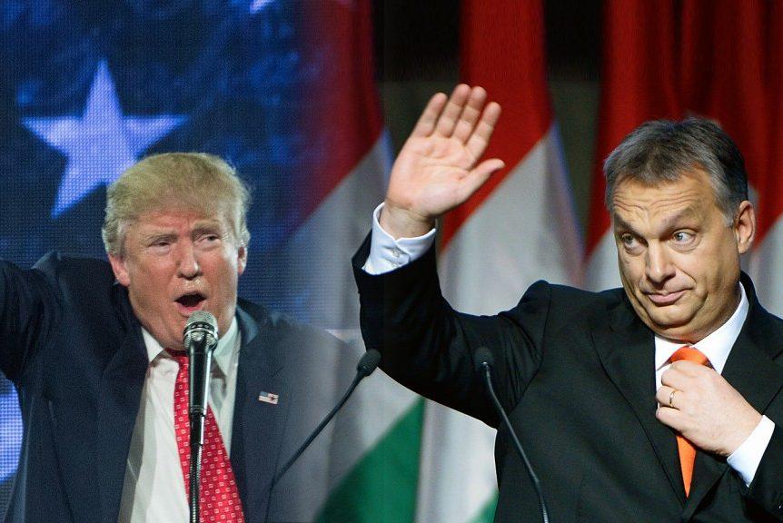 Orbán möchte Trump treffen