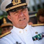 Konteradmiral De Felice fordert Seeblockade