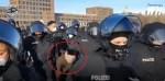 Polizei: Bei Islamisten Hosen voll - gegen älteres Ehepaar mit 20 Mann stark!