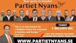 Eine neue islamisch inspirierte Partei in Schweden