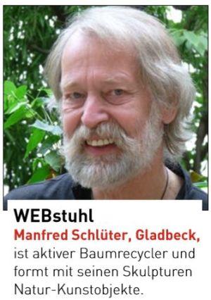 Manfed Schlüter, Gladbeck