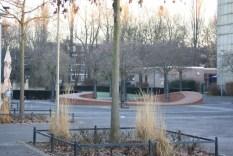 Foto Concordienplatz Schnecke