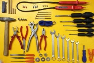 Foto Werkzeuge