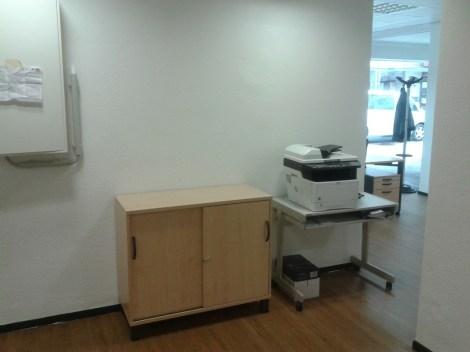 Bild: Im Büro der Anlaufstelle für ältere Menschen