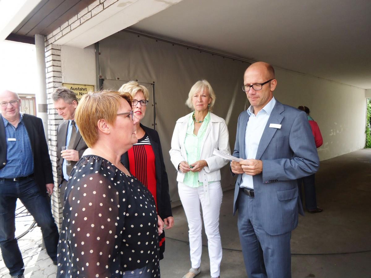 Bild: Abgeordnete der Stadt Kamp-Lintfort