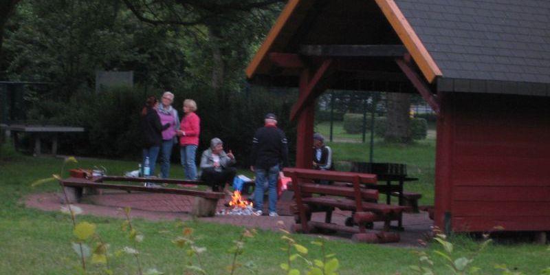 Das Hütten-Camp