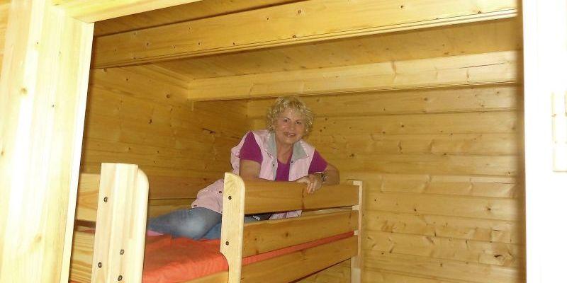 Anne hat ihren Platz gefunden