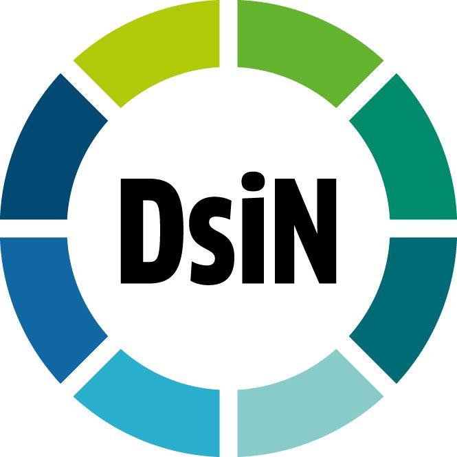 """© """"Logo Deutschland Sicher Im Netz"""""""
