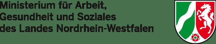Logo Ministerium Arbeit Gesundheit Soziales