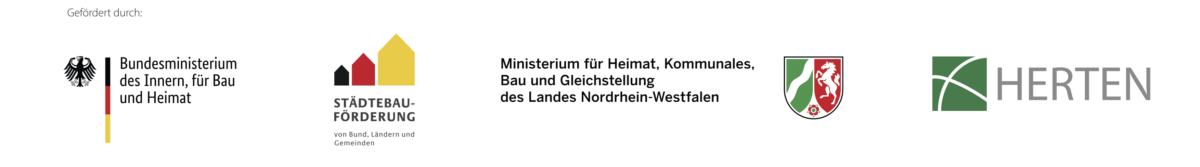 """Förderlogos des """"Neustart Innenstadt"""""""