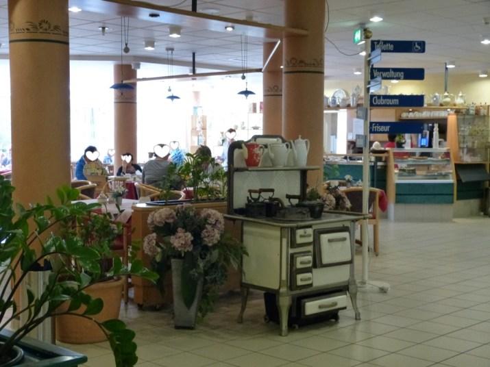 Café des Altenhifezentrums