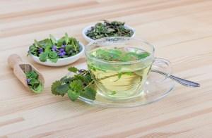 ätherische Öle als Tee