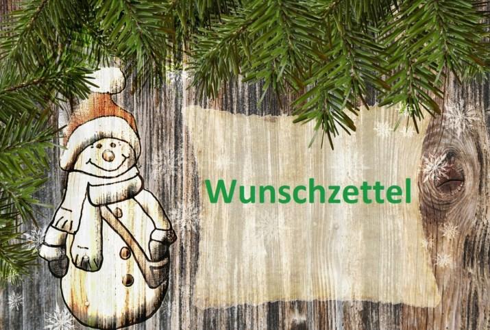Weihnachtsbrief