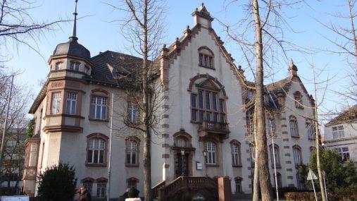 Altes Landratsamt am Kastell