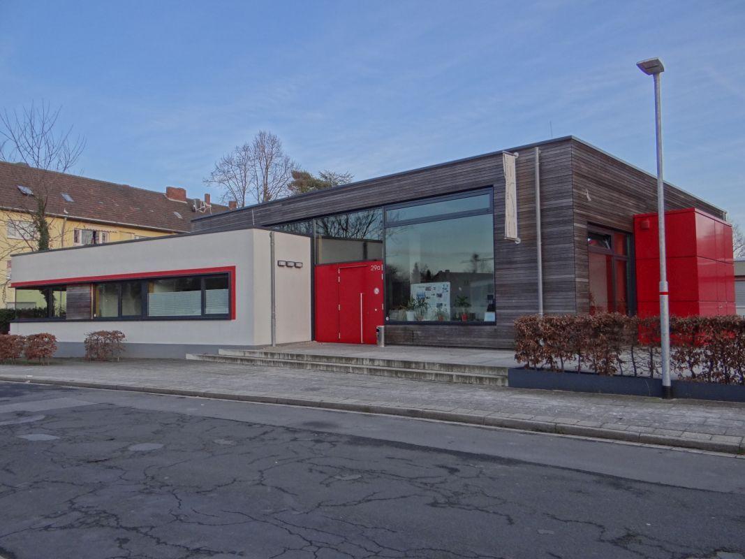 SCI.Nachbarschaftshaus, Fotograf: Wolfgang Gedanitz
